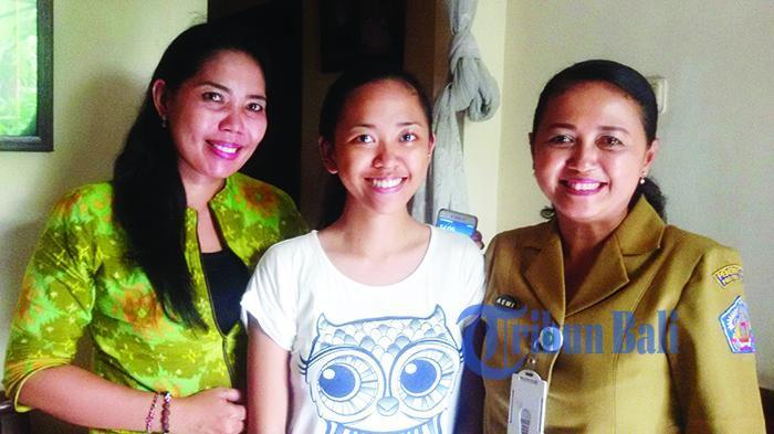Mengagumkan! Dulu Diejek Kolokan, Kini Gadis Tuna Rungu Ini Menjelma Putri se-Bali 2016