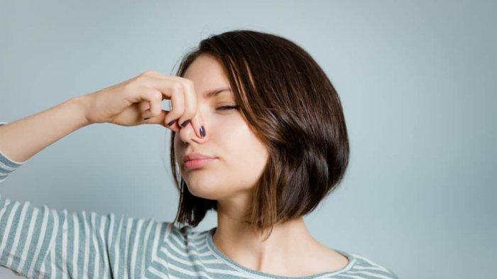 GEJALA BARU - Gejala baru virus corona terdeteksi, kenali ciri-ciri parosmia. Penderita bisa merasa sakit secara fisik saat mencium bau yang menyengat. FOTO: ILUSTRASI