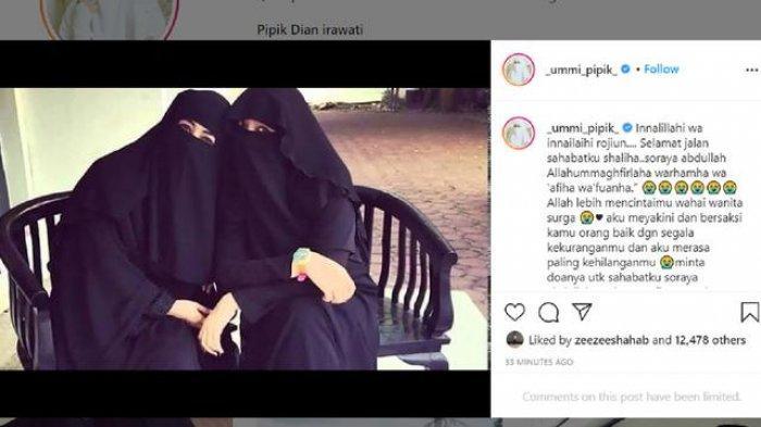 Bersahabat Dekat, Umi Pipik Akui Pernah Cemburu dengan Soraya Abdullah: Nyesek Banget