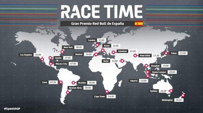 Jadwal MotoGP Spanyol Malam Ini Pukul 19.00 WIB Live Trans7, Marquez Yakin Kalahkan Duo Yamaha