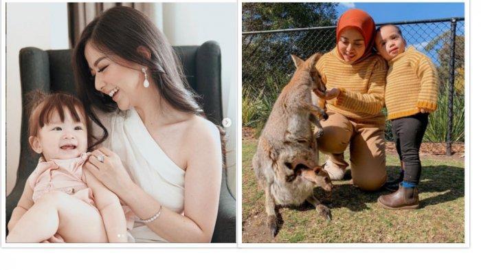 Berbeda Dengan Franda, Rachel Vennya Tak Marah Jika Nama Xabiru Dipilih Netizen
