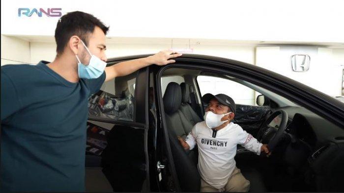 Raffi Ahmad Diragukan Beli Mobil Baru untuk Ucok Baba, Suami Nagita: Ini Bukan Endorse