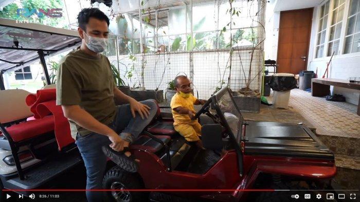 Raffi Ahmad Hadiahi Ucok Baba Mobil Mewah Setelah Dikasih Sekotak Durian: Gue Beliin