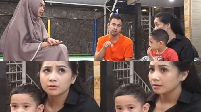 Ketika Raffi Ahmad Minta Izin Jadikan Ria Ricis Istri Kedua, Beginilah Reaksi Nagita Slavina