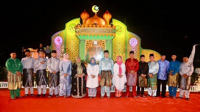 Wakil Wali Kota Tanjungpinang Buka MTQ Tingkat Kecamatan Perdana di Bukit Bestari
