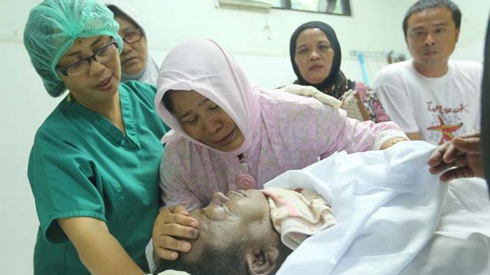 Pejabat Pertamina Korban Pembunuhan Dimakamkan di Komplek Raja Penyengat