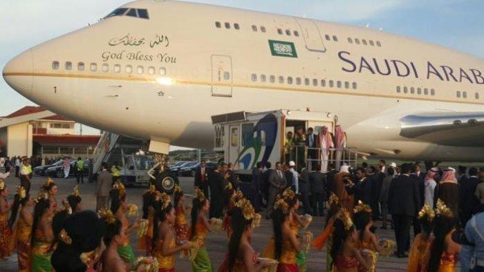Alam dan Laut Bali Menghipnotis Raja Salman