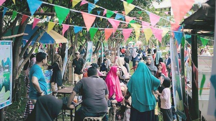 Taman Tengku Agung Sultanah Latifah di Siak Cocok Dikunjungi Keluarga Saat Akhir Pekan