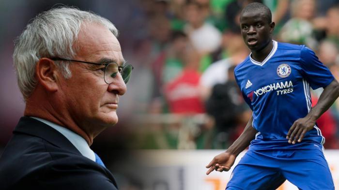 Jelang Lawan Chelsea di Piala Liga. Claudio Ranieri Minta Suporter Leicester Tetap Hormati Kante