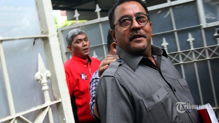 Si Doel Rano Karno Lolos Jadi Anggota DPR RI dengan Suara Tertinggi, Suara PDI-P Banten Ikut Naik