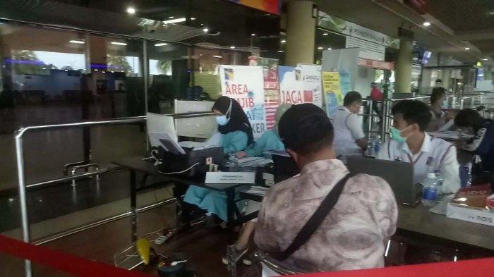 Hang Nadim Batam Buka Layanan Rapid Antigen Dengan Harga Standar Seluruh Sumatera