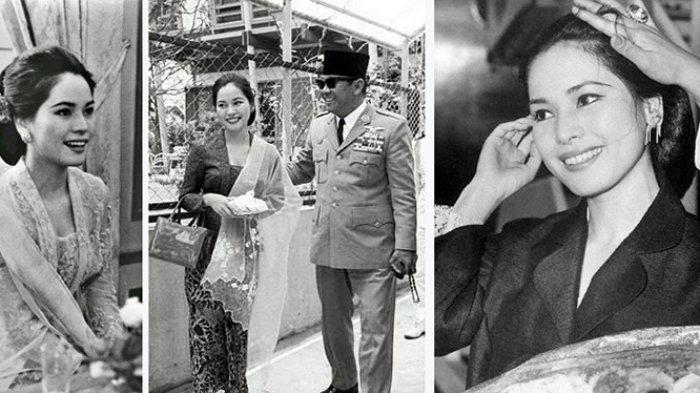 Sosok Dewi Soekarno atau Ratna Sari Dewi, Istri Presiden Soekarno yang Baru Saja Kehilangan Menantu