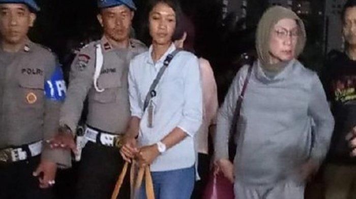 Tiba di Polda Metro Jaya, Ratna Sarumpaet Pilih Bungkam