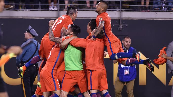 Chile Juara Copa America 2016 Lewat Adu Penalti. Lionel Messi Gagal Penalti