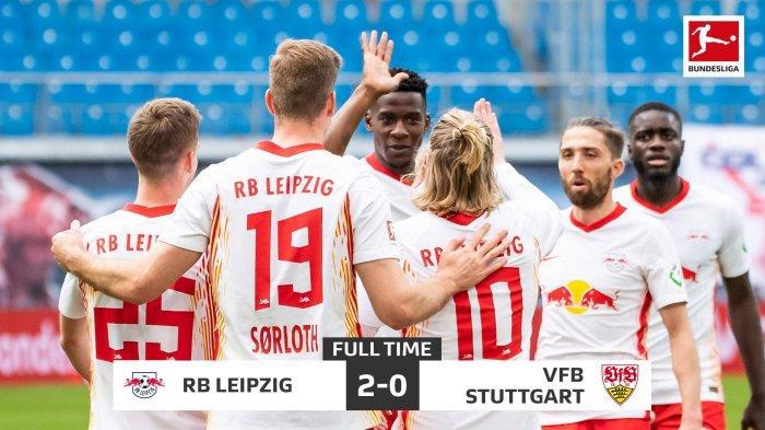 Hasil, Klasemen, Top Skor Liga Jerman Setelah Munchen Kalah, RB Leipzig Menang, Lewandowski 36 Gol