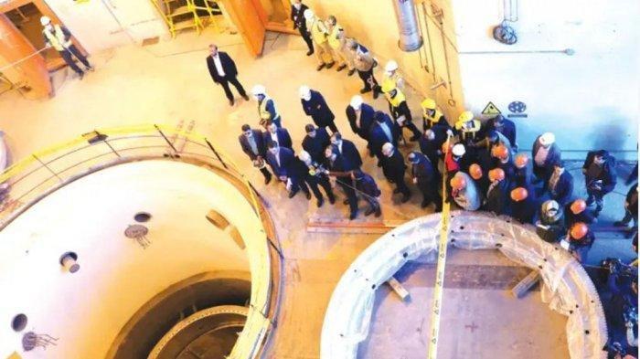 MEMANAS, Sehari Diresmikan Reaktor Nuklir Iran Diledakkan Israel, Iran Siapkan Serangan Pembalasan