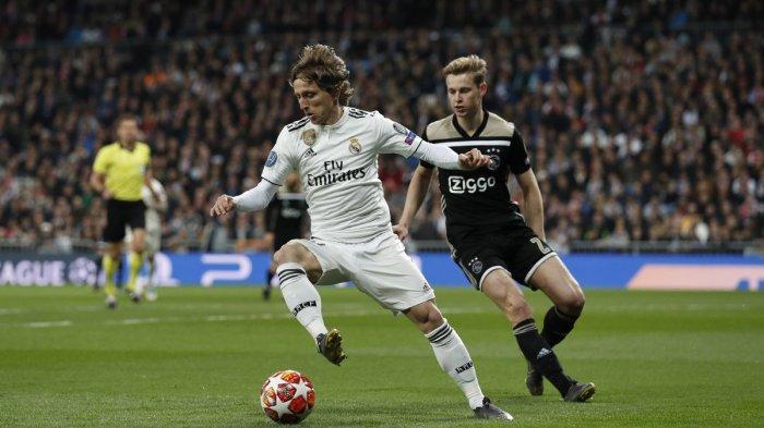 Jadwal Siaran Langsung ICC 2019 Minggu (21/7) - Bayern Munchen vs Real Madrid, Arsenal vs Fiorentina