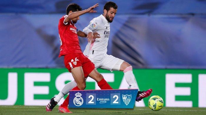 Hasil Real Madrid vs Sevilla, Marco Asensio & Eden Hazard Cetak Gol, Real Madrid Imbang