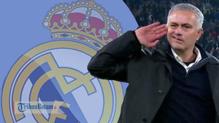 BERITA REAL MADRID - Benarkah Jose Mourinho Segera Latih Real Madrid? Ini Kata Ramon Calderon
