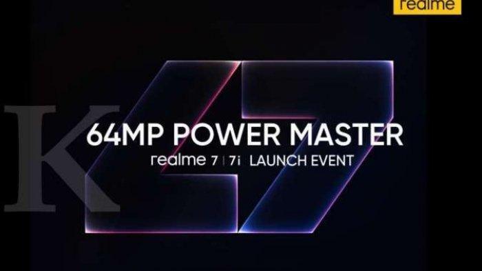 Realme 7 dan 7i Segera Diluncurkan, Intip Spesifikasinya