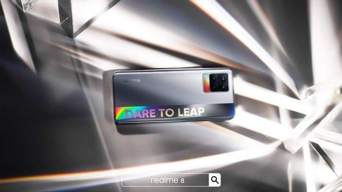 Realme 8 dan Real 8 Pro Hadir di Indonesia Mulai Rabu (7/4) Besok, Inilah Spesifikasinya