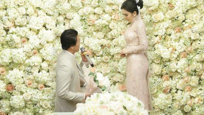 Syahrini-Reino Barack Adakan Jumpa Pers, Ternyata Ini Kisah Dibalik Pernikahan Mereka di Jepang