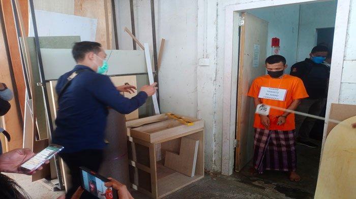 Kasus Pembunuhan di Bengkong Batam, Hanani Hananto Dikenakan Pasal Tambahan