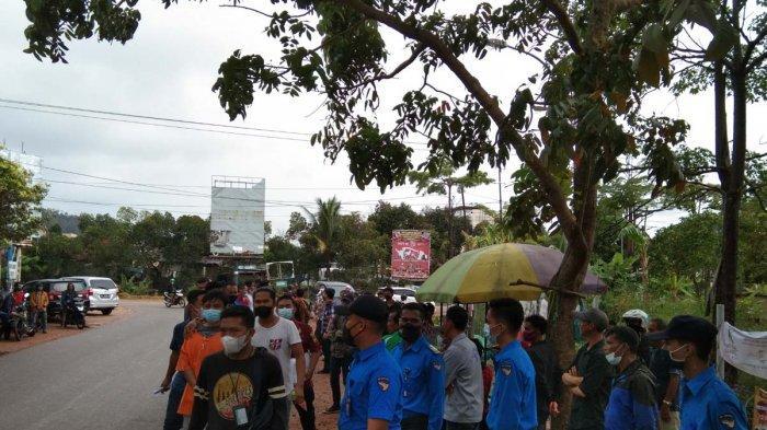 Rekonstruksi Pembunuhan Pegawai BP Batam, Anggota Ditpam Geram Lihat Wajah Pelaku