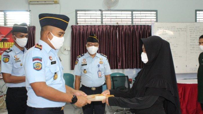 Usulan Disetujui Kemenkumham, 197 Warga Binaan Rutan di Karimun Dapat Remisi Idul Fitri