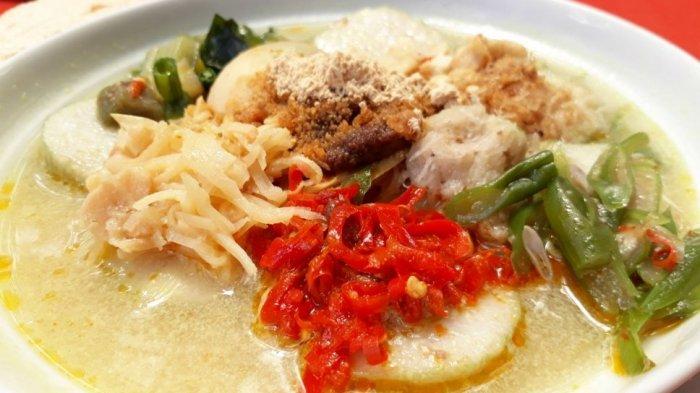 Resep Lontong Cap Go Meh, Hidangan Etnis Tionghoa dengan Cita Rasa Nusantara
