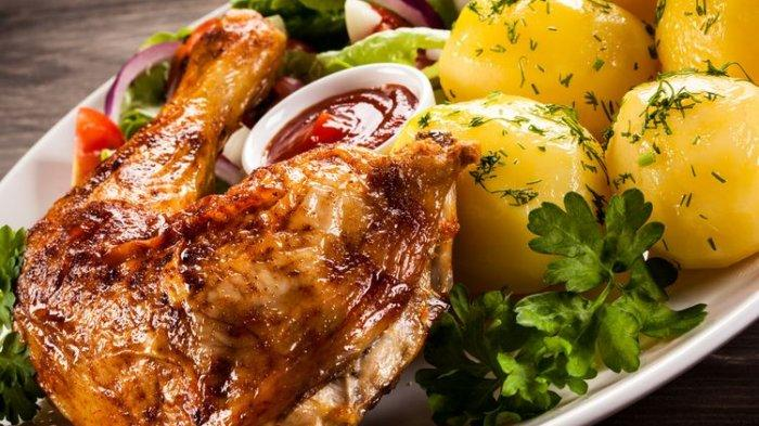 Resep Ayam Panggang Bumbu Bawang Putih, Sajian Lezat untuk Tingkatkan Imunitas Tubuh