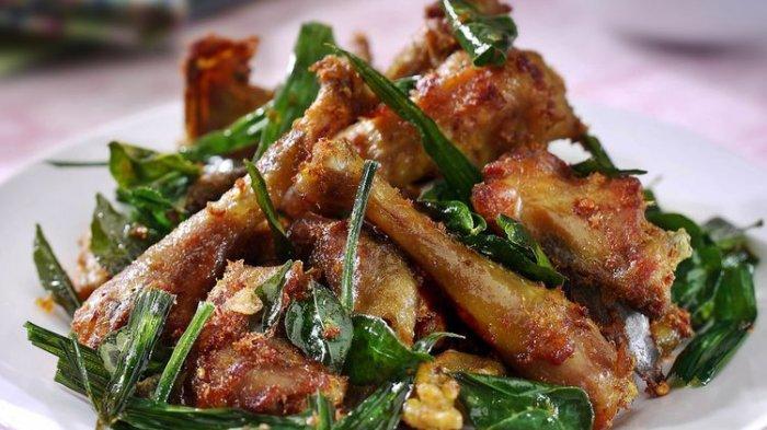 Resep Ayam Tangkap khas Aceh, Sajian Ayam Goreng Lezat untuk Menu Santap Sahur