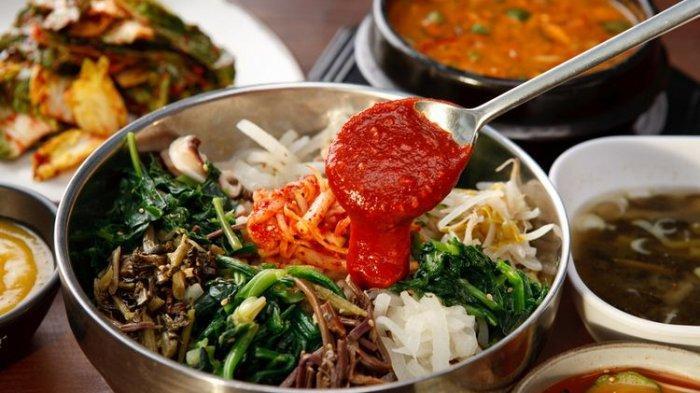 Resep Bibimbap khas Korea dengan Saus Gochujang, Cocok untuk Menu Sarapan
