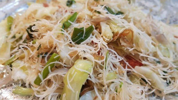 Resep Bihun Goreng Vegetarian, Menu Praktis dengan 2 Langkah Pembuatan