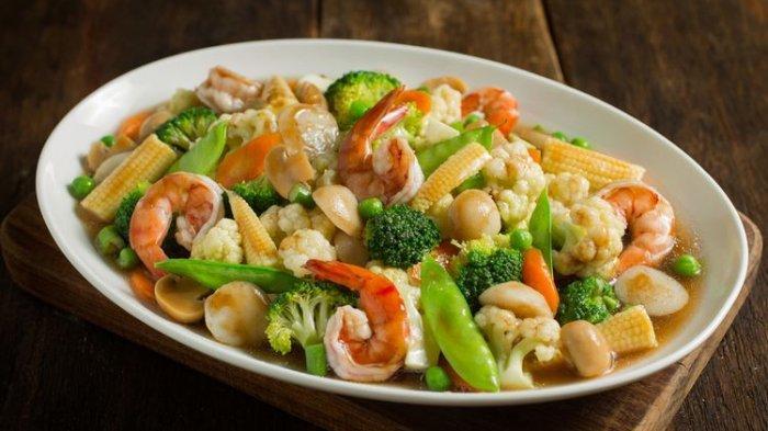 Resep Capcay Saus Teriyaki, Menu Praktis untuk Makan Siang dan Malam
