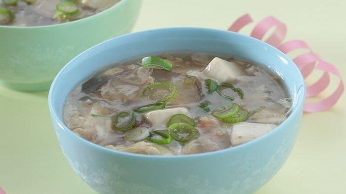 Resep Chinese Cream Soup, Rasakan Nikmat dan Super Gurihnya, Cocok untuk Menu Diet