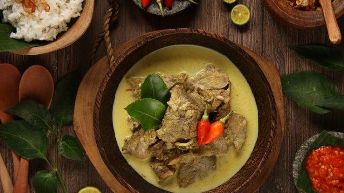 Resep Gulai Kambing Tanpa Santan, Hidangan Spesial untuk Rayakan Idul Adha