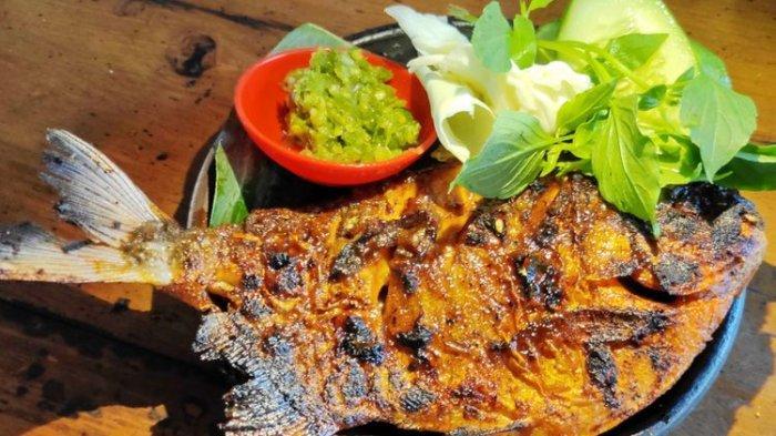 Resep Ikan Bakar Bumbu Kuning, Cukup Panggang Pakai Teflon