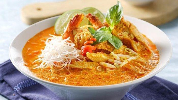 Resep Laksa Singapura, Hidangan khas Asia Tenggara, Cocok untuk Menu Hajatan
