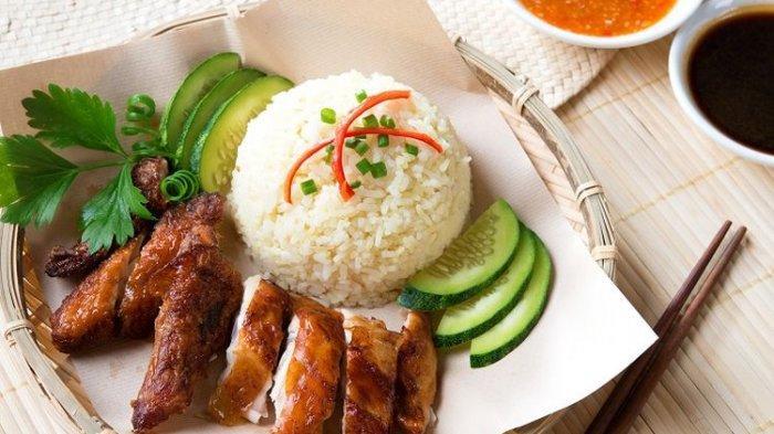 Resep Nasi Ayam Jamur Rice Cooker Super Praktis, Cocok untuk Menu Santap Sahur