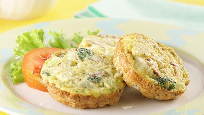 Menu Sarapan Praktis Dan Enak Potato Egg Pancake Tambah Gurih Dengan Taburan Keju Tribun Batam