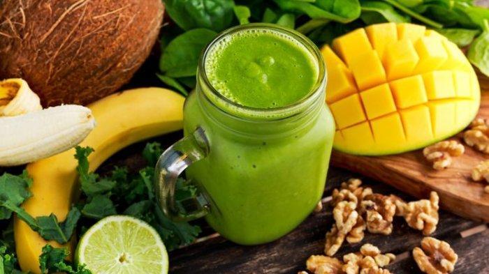Resep Smoothie Sayuran Hijau plus Madu, Minuman Sehat untuk Jaga Daya Tahan Tubuh