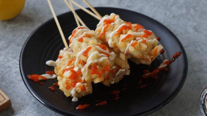 Resep Tokkebi Mini, Hot Dog ala Korea untuk Cemilan di Akhir Pekan atau Jadi Ide Jualan