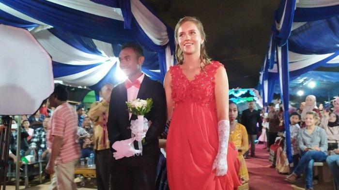 Pernikahannya Jadi Viral, Marsel dan Marie Jadi Tamu di Progam Tv Nasional