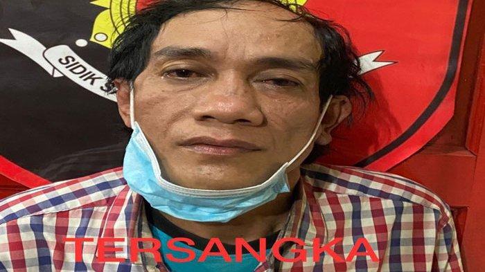 Residivis Curanmor Tak Kapok, Nekat Curi Motor Pedagang Pasar 3000 Batam Berujung Polisi