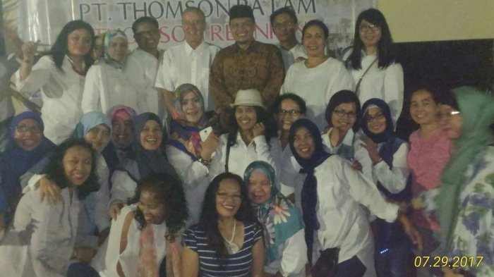 Catatan Reuni Karyawan PT Thomson Batam, Kenangan yang Membangkitkan Harapan