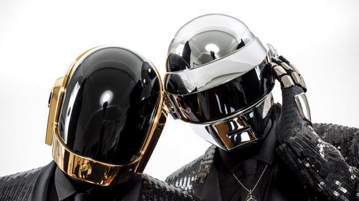 Daft Punk Putuskan Bubar Setelah 28 Tahun Berkarya, Ini Profil dan Perjalanannya