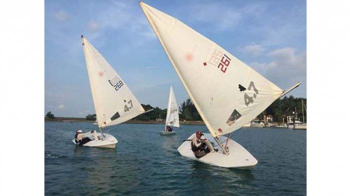 Riau Yacht Club Ingin Raih Medali Emas Asean Games