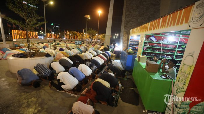Doa Setelah Sholat Tarawih, Beserta Niat Sholat Tarawih dan Sholat Witir di Ramadhan 2019