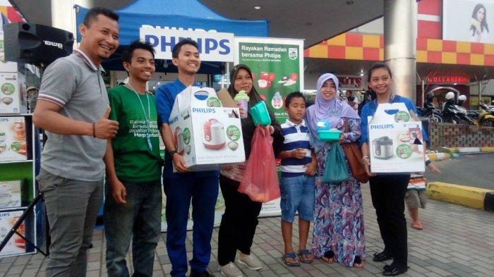 Tiga Hari Event THR Ramadan Philips, Warga Makin Kenal dengan Produk Home Living Philips